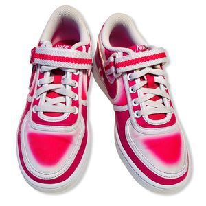 Nike Vandal Womens 7 Shoe Low Pink Red SB Dunk AF1